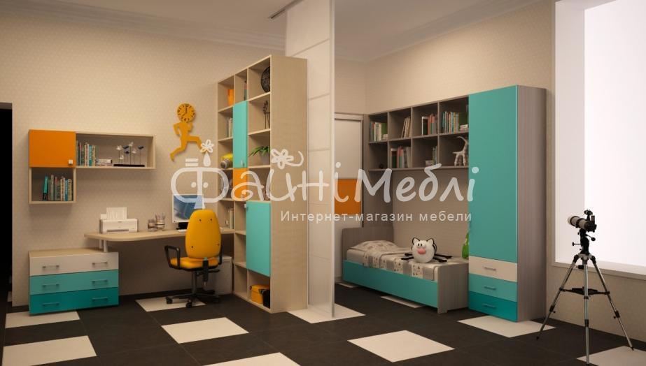 Детская комната 18. индивидуальный проект. детские комнаты н.