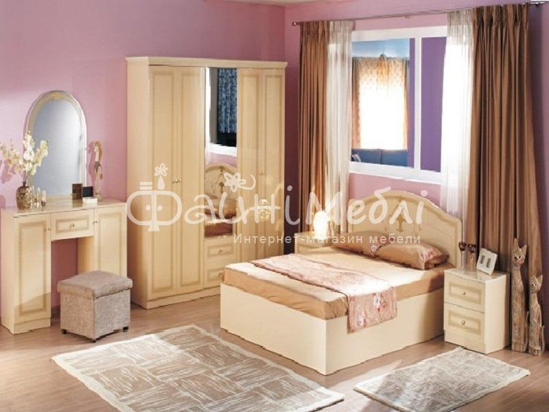 спальня стелла белая фабрика Embawood купить киев фото отзывы