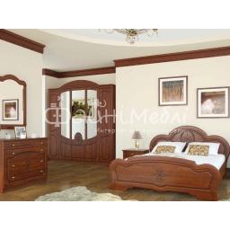 от 2300грн ᐈ спальни ᐈ купить мебель в спальню недорого в киеве
